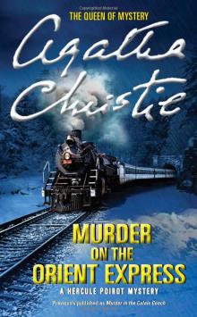 Аудиокнига Murder on the Orient Express / Убийство в «Восточном экспрессе» (Английский язык)